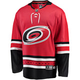 Hurricanes Fanatics Breakaway Home Jersey