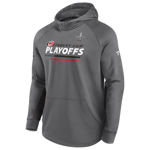 Fanatics Hurricanes 2021 Stanley Cup Playoffs Authentic Pro Hoodie