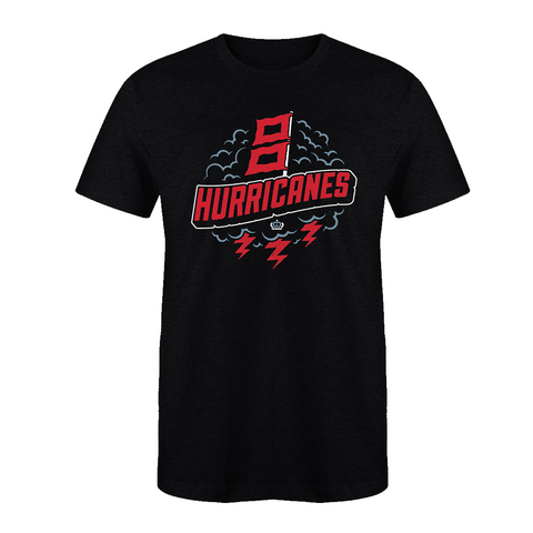 Glory Days Homegrown Series T-Shirt Hurricanes Flag