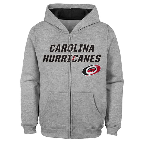Youth Hurricanes Stated Full Zip Hoodie