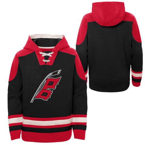 Youth Hurricanes Ageless Must-Have 3rd Pullover Hoodie
