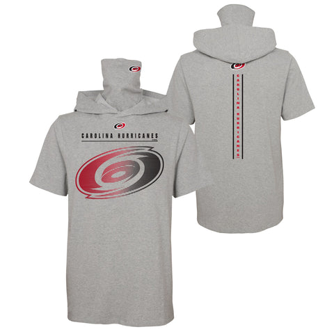 Youth Hurricanes On Guard S/S Hooded Tee