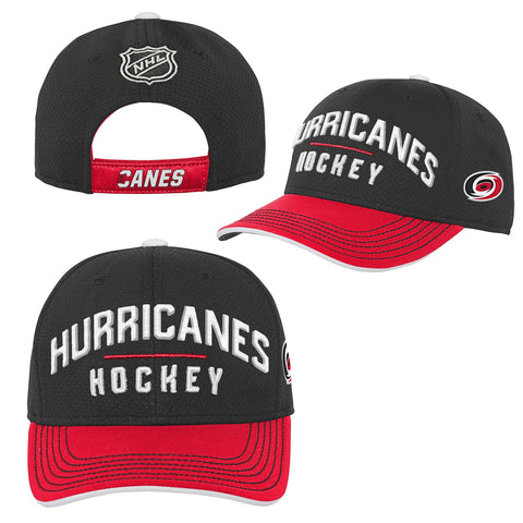 Youth Hurricanes Hockey Breakaway Structured Adjustable
