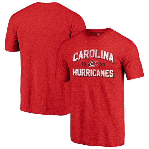 Fanatics Hurricanes True Classics Tri-Blend Tee