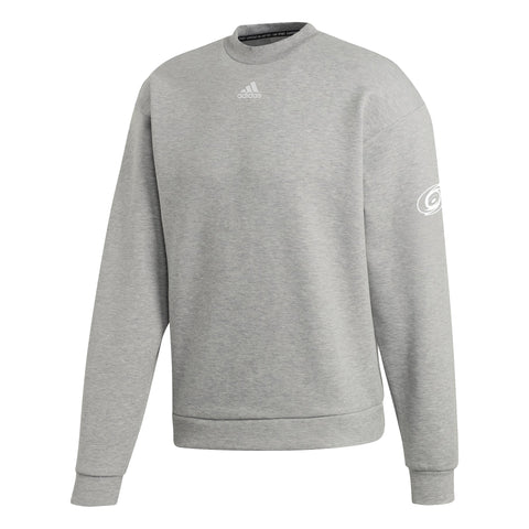 Adidas Hurricanes 3-Stripes Grey Crew