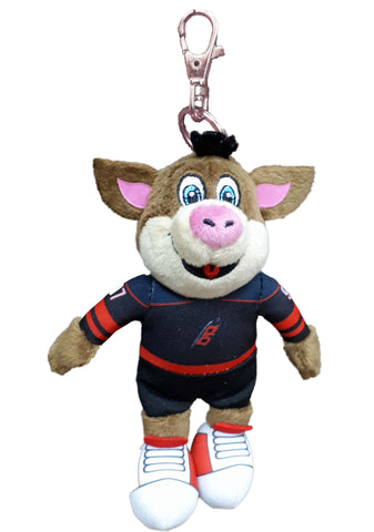 Stormy Plush Zipper Pull - Alternate Jersey