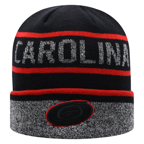 Top of the World Hurricanes Vertex Knit Beanie