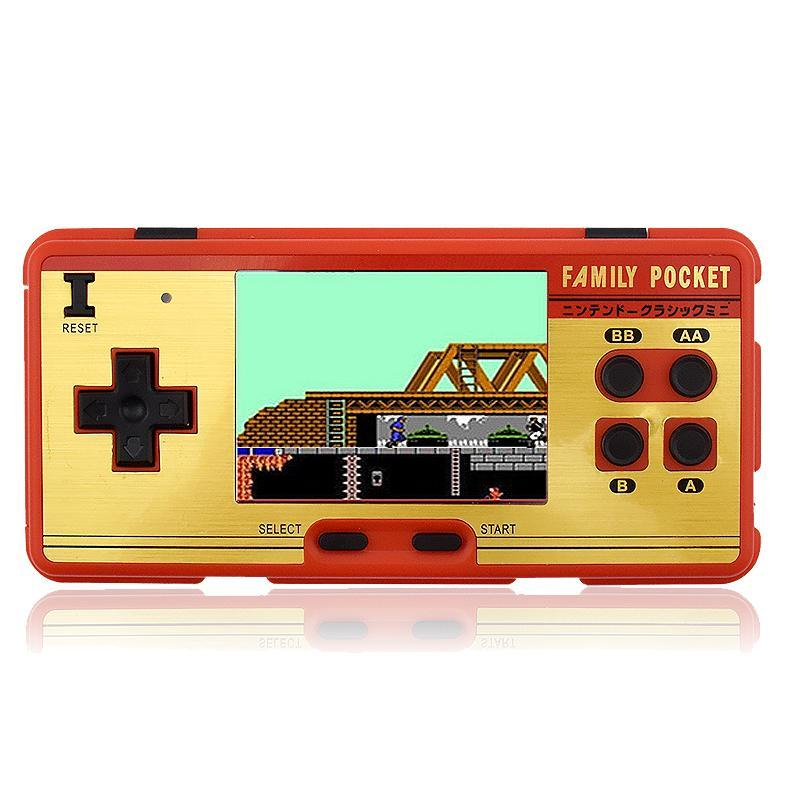 Portable Handheld Game Player Built in 638 Classic Games