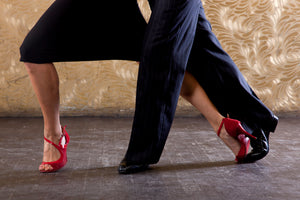 The Dilemma – Do you know how to break in ballroom shoes?