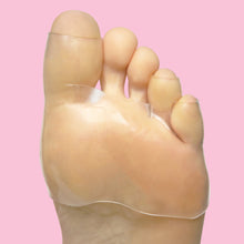 foot pads prevent from blisters and sensitive balls of feet, prevent sliding forward in heels