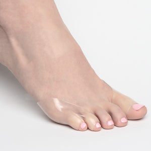 foot pads prevent blisters from forming on toes