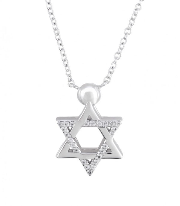 Perfect Gift Star of David Magnetic Pendant