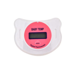 LCD Digital Baby Pacifier Thermometer (2 Colors)
