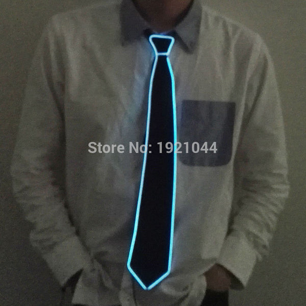 LED Neck Tie (9 Colors)