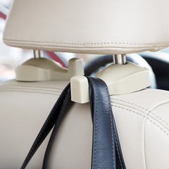 Headrest Hooks (2 Pcs/Set- 3 Colors)