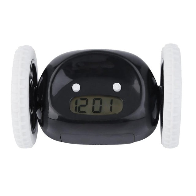 Clocky- Roll Away Alarm Clock (4 Colors)