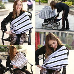 Multifunctional Nursing Cover (13 Colors)