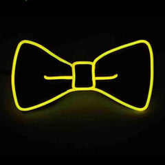 LED Bow Tie (8 Colors)