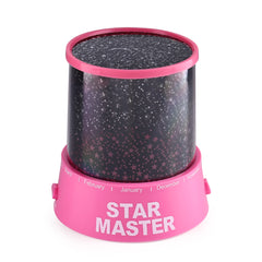 Star Master Night Light Projector (3 Colors)