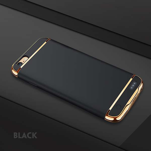 iPhone Power Bank Charger Case (6 Colors)