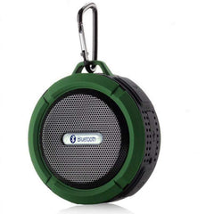 Rugged Circle Bluetooth Speaker (5 Colors)