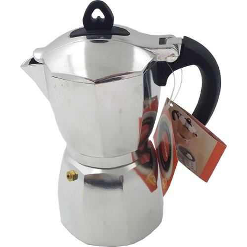 IMUSA 6 Cup Aluminum Espresso Stove top Coffee maker