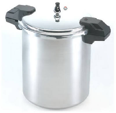 Mirro 92122A  22-quart Aluminum Pressure Cooker and Canner Kitchen Cookware