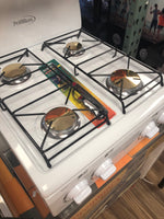 4 Burners Gas Counter top stove LPG