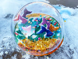 Snow Globe Cookie Kit