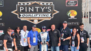 Bristol Motor Speedway Weekend: Behind the Scenes with Wingman Weekend Contest Winner, Todd – Part 1