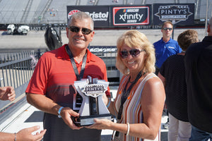 Chicken Wings & NASCAR – Go Behind the Scenes with Pinty's Epic Wingman Weekend Winner