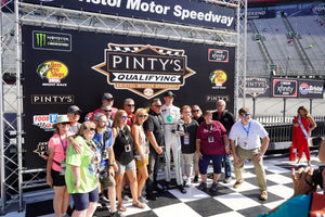 Pinty's Epic Wingman Weekend Winner Revvs Up at Bristol Motor Speedway