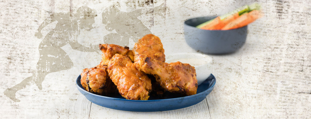 From Scraps to Staple: How Chicken Wings became a Super Bowl Essential