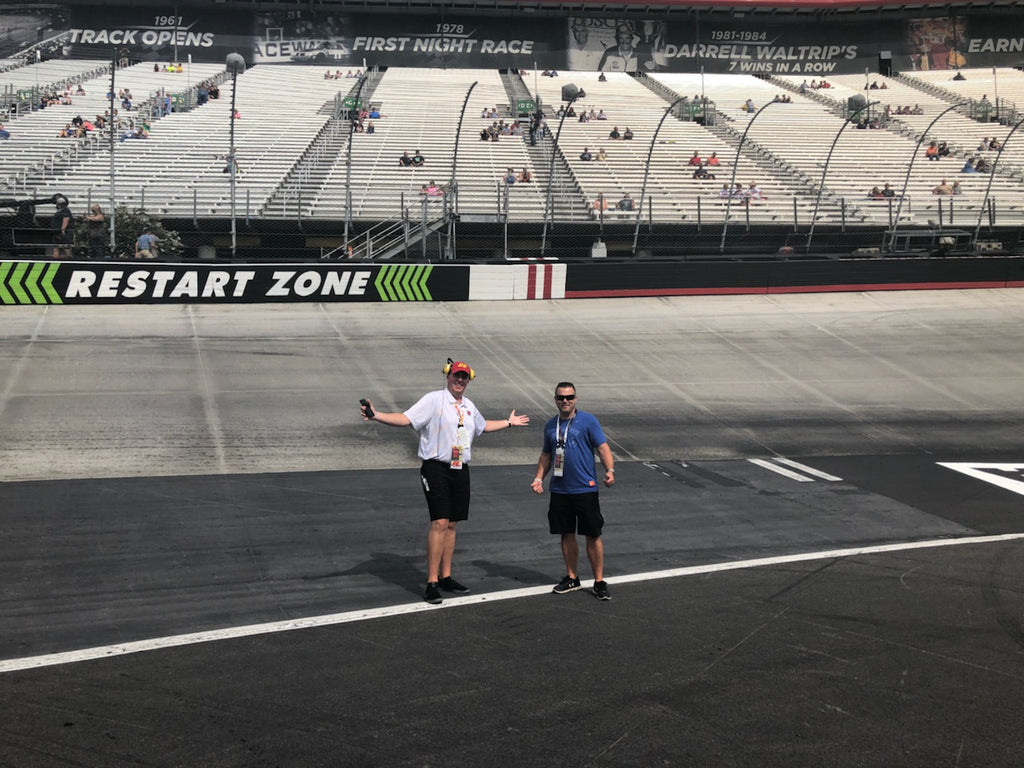 Bristol Motor Speedway Weekend: Behind The Scenes With Wingman Weekend Contest Winner, Todd – Part 2