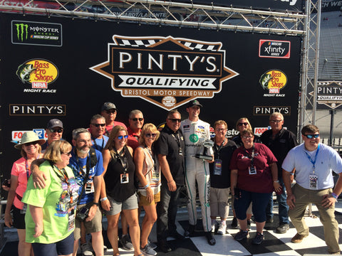 Pinty's Wingman Winner with Austin Cindric