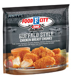 Food City Buffalo Style Chicken Breast Chunks