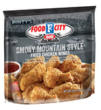 Food City Smoky Mountain Style Fried Chicken Wings
