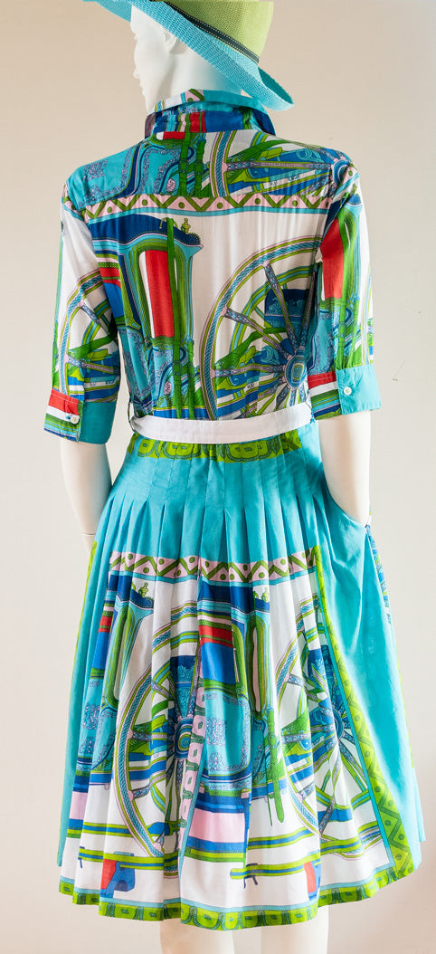 Dizzy Lizzy Madmen Dress
