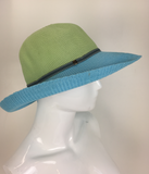 Wallaroo Victoria Poly Straw Hat