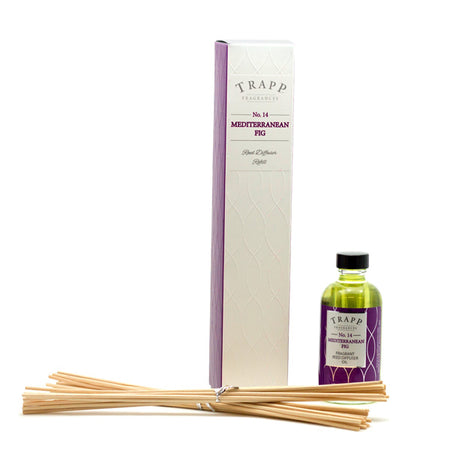 No. 10 Lemongrass Verbena Diffuser Kit