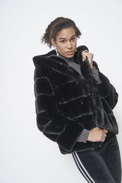 Furious Fur Emilla Zip Off Coat