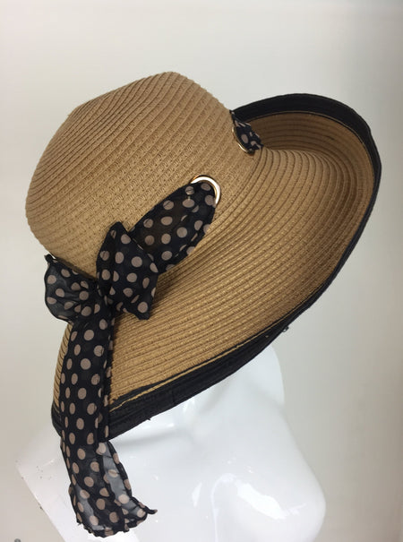 Wallaroo St Tropez Braid Hat