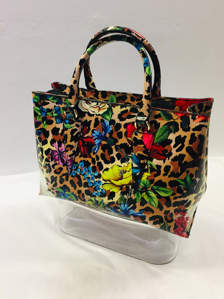 3 in 1 Tarzan Tote by Timmy Woods
