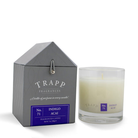 No. 7 Patchouli Sandalwood Poured Candle