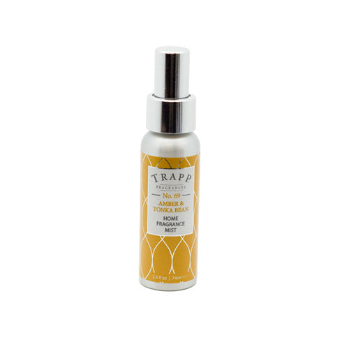 No. 69 Amber & Tonka Bean Home Fragrance Mist