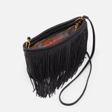 Hobo Wilder Leather Bag Black