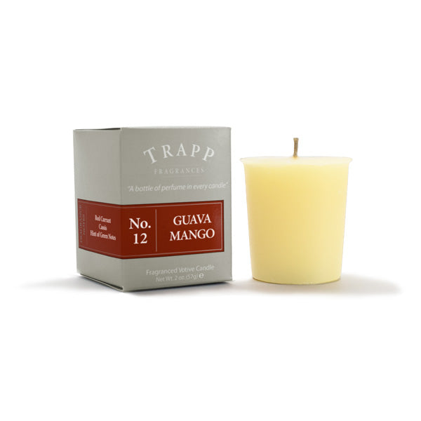 No. 12 Guava Mango Votive Candle