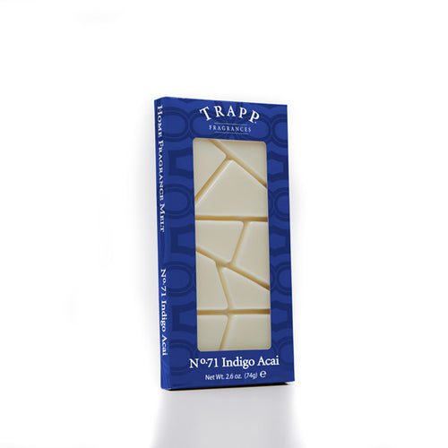 No. 71 Indigo Acai Home Fragrance Melt