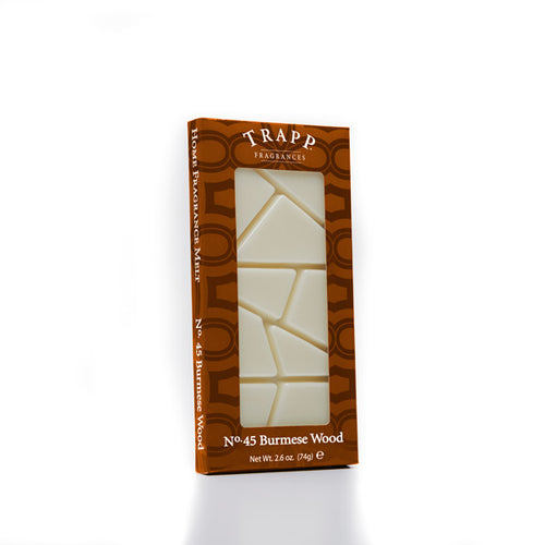 No. 45 Burmese Wood Home Fragrance Melt