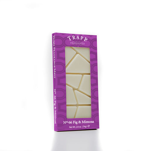 No. 66 Fig & Mimosa Home Fragrance Melt